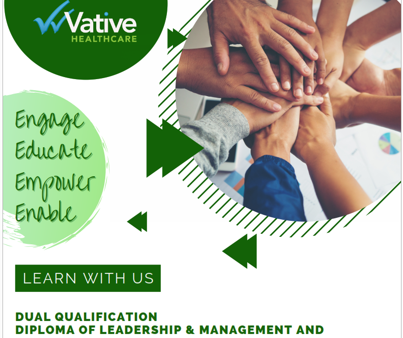 Dual Qualification Diploma of Leadership & Management and Diploma of Competitive Systems Practices